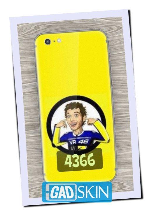 http://ift.tt/2d5DxBB - Gambar Valentino Rossi no hear yellow ini dapat digunakan untuk garskin semua tipe hape yang ada di daftar pola gadskin.