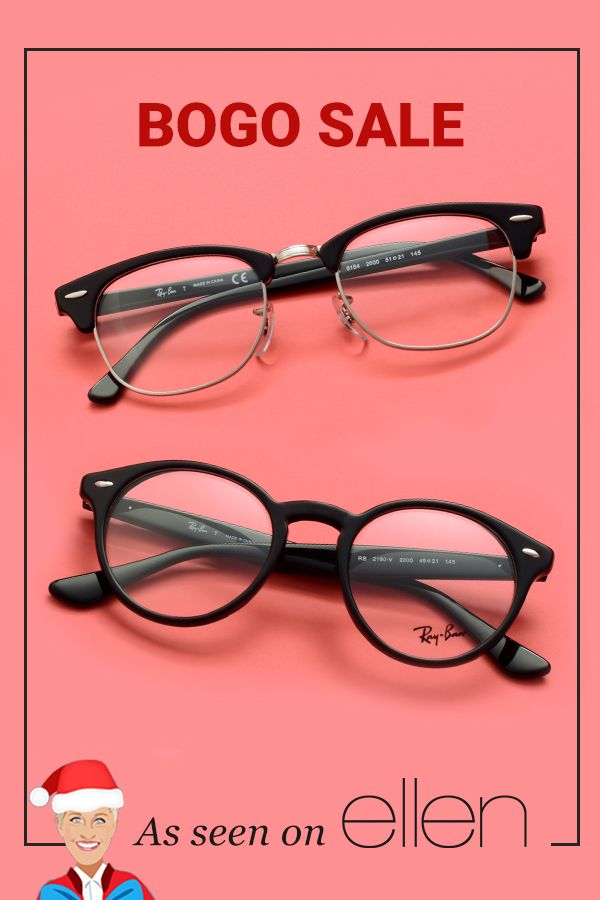 f1b219c9ccb BOGO Sale - As seen on The Ellen DeGeneres Show - Buy One Get One Free Sale  on all frames + free shipping. Shop now!