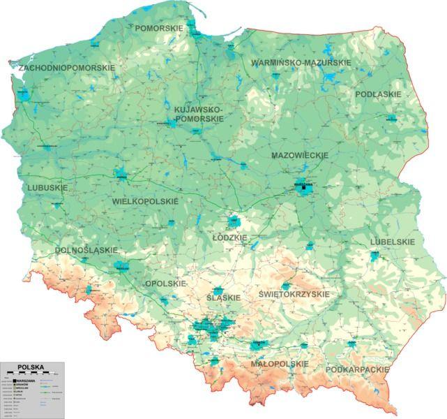 20 fajnych wycieczek po Polsce