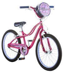 Girls 20 inch Schwinn Breeze Smart Start Bike