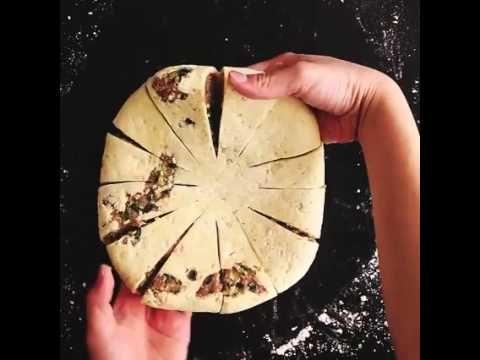 Tastemade Japan ふかふか餃子パン - YouTube