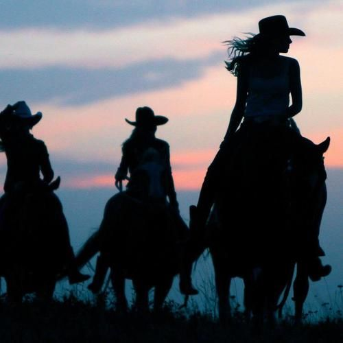 Cowgirls!!!