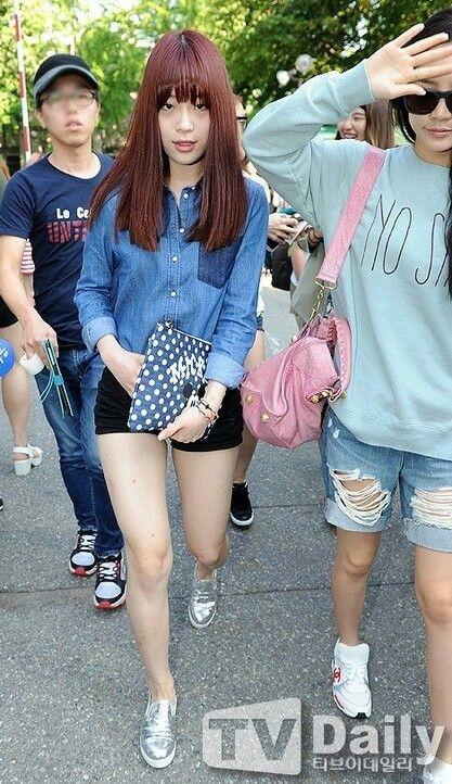 Youngji_Heo Young-Ji_Singer_actress Former member of Girls Group KARA