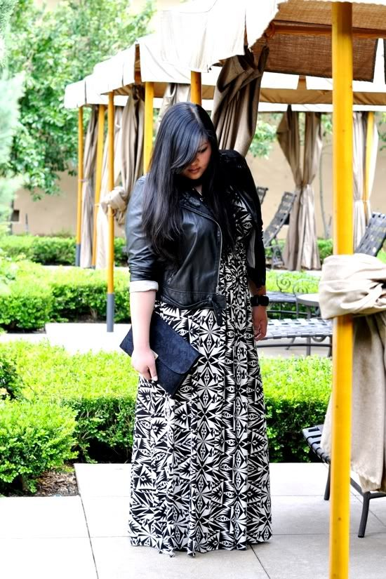 Rachel Pally Dress in Plus Size Outfit of the Day. Like the