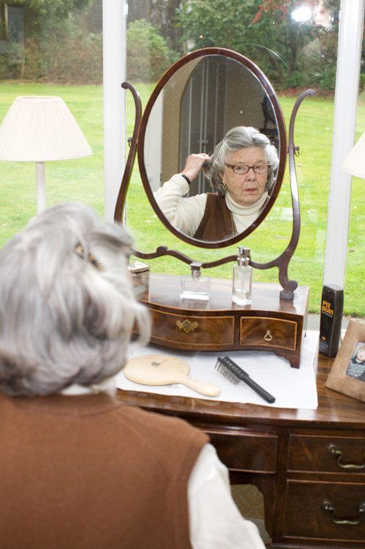 Rosamunde Pilcher: Ich will der Welt wieder ein fröhliches Gesicht zeigen