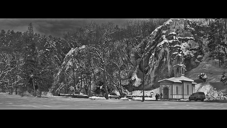 Ojcowski Park Narodowy // Ojców National Park #zima #winter #landscape