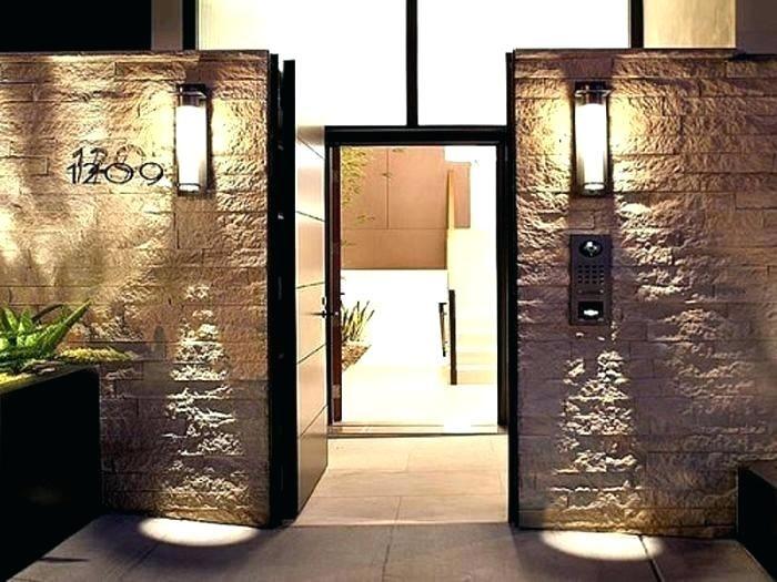 Outdoor Entrance Lights Outdoor Lighting Ideas Entrance Design Entrance Gates Design Entrance Lighting