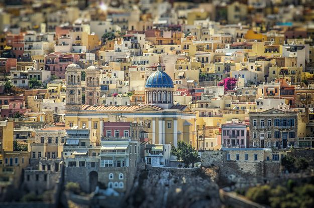 but also like that. | Community Post: 49 Reasons To Love Greece. Ermoupolis on the island of Syros.