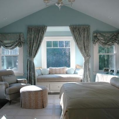 Window Seat Curtains 53 best window seats images on pinterest | bay windows