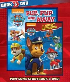 Paw Patrol Book & DVD pack - Other - 9781474801126