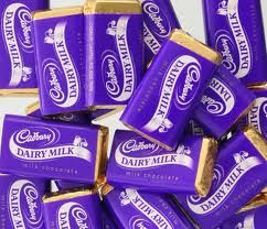 Dairy Milk Chocolates  send your loved one a pack of 15 Pcs. Dairy Milk chocolates.