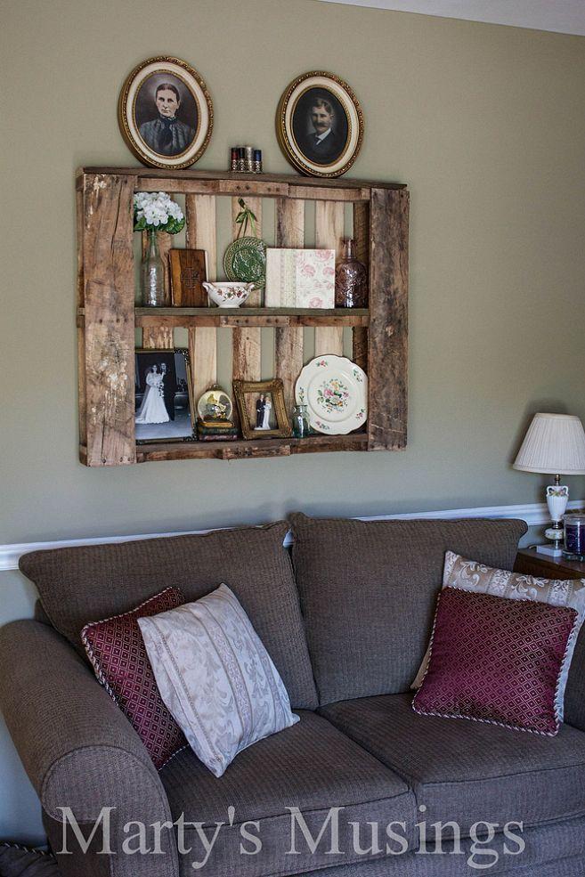 Easy Pallet Ideas :: Marty's Musings's clipboard on Hometalk :: Hometalk