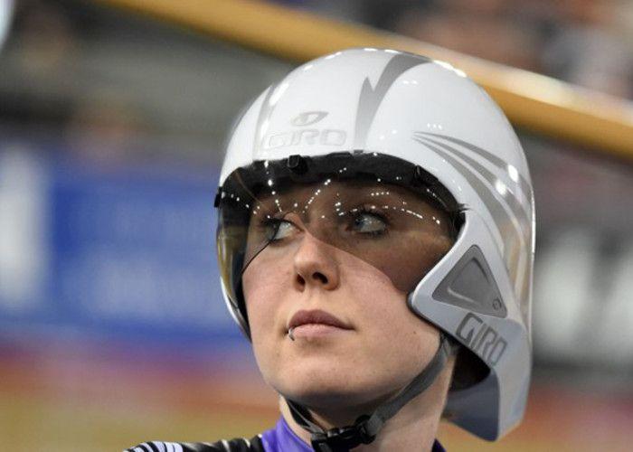 Katie Archibald Talks About her Championship Ending Motorbike Crash