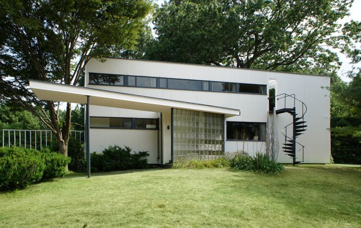casa gropius lincoln | Designish — Gropius House, Lincoln, Massachusetts. 1937-38....