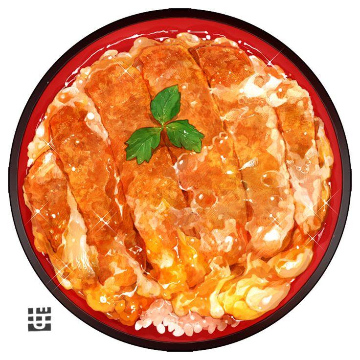 • anime food asian food porn anime food seafood sweets offireandwaves •