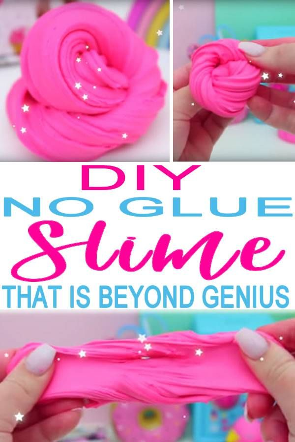 Diy Slime Without Glue Recipe How To Make Homemade Slime Without