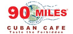 90 Miles Cuban Cafe in Logan Square and Bucktown