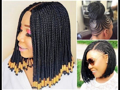 Cool Braided Hairstyles 2019 : Absolutely Gorgeous Braids ... - photo#45