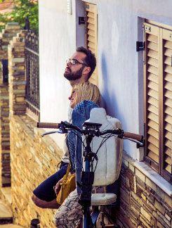 Τα ηλεκτρικά ποδηλάτα του Elektronio