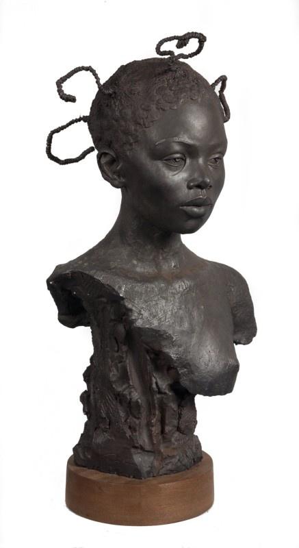 Burkina FassoSílvia Vilaseca i VilasecaModelat. Pàtina imitació ferro fos, 73 x 40 x 40