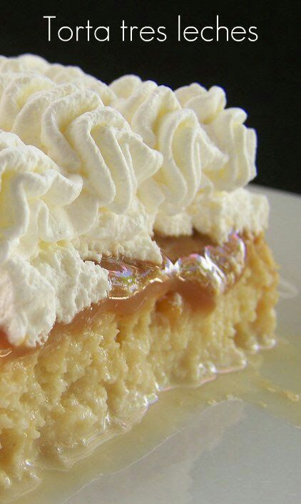 Chilean Tres Leches Cake Recipe