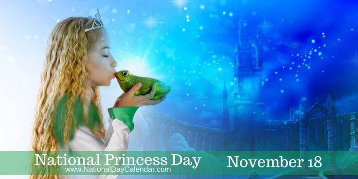 National Princess Day - November 18