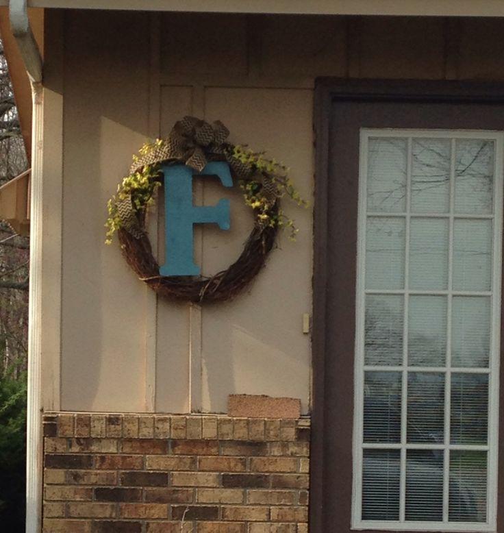 Love my new wreath!!