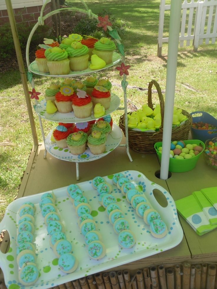 102 Best EASTER PARTY IDEAS Images On Pinterest
