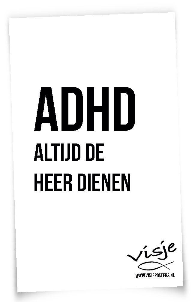 ADHD - Super! | Visje Hahahaha FANTASTISCH