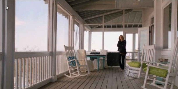 Rocking chairs by the ocean...Ahhhh.  #countryliving #dreamporch