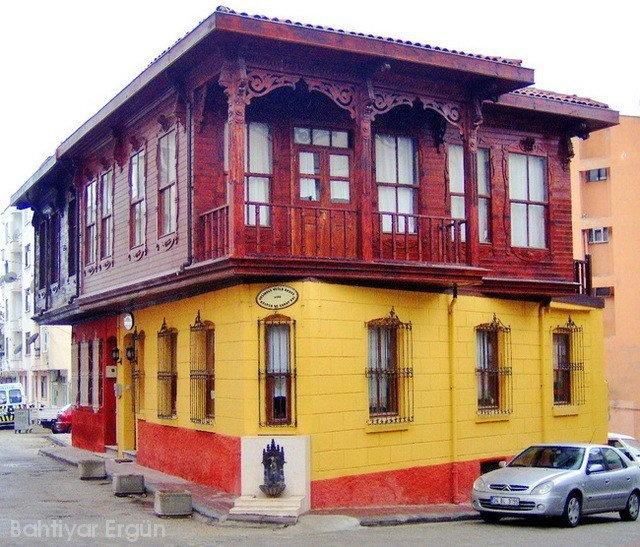 old house Gallipoli/Turkey