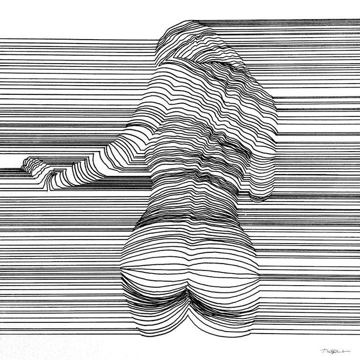 Der in Dublin lebende Künstler Nester Formentera fertigt erstaunliche Zeichnungen mit 3D-Effekt an. Nachdem Nester Formentera in der Vergangenheit vor allem realistische Porträts gezeichnet hat, widmet er sich nun auf ganz andere Weise der Personendarstell
