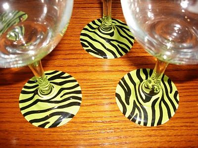 Happily After All: DIY: Wine Glasses and Beer Mugs