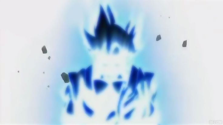 Así luce Gokú como 'Súper Saiyajin fase Dios' en Dragon Ball Z
