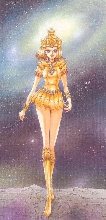 Sailor Galaxia - Shadow Galactica - Sailor Moon Sailor Stars villain - by Naoko Takeuchi