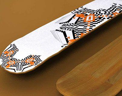 "Check out new work on my @Behance portfolio: ""Skate desing"" http://be.net/gallery/32465127/Skate-desing"