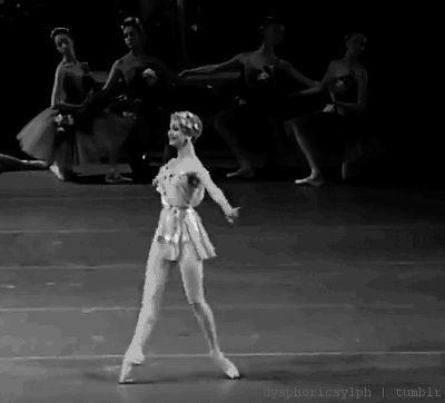 dysphoricsylph:  Evgenia Obraztsova as Cupid in the Mariinsky's Don Quixote (2006).