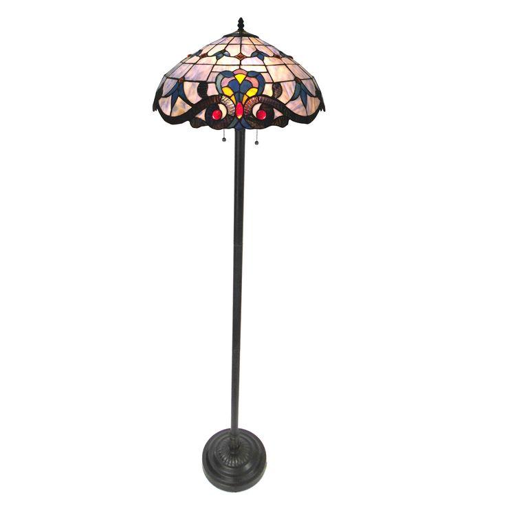 "Bavarian Victorian 62"" Floor Lamp"