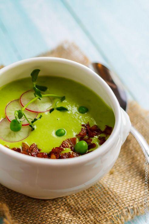 Рецепт горохового крем-супа