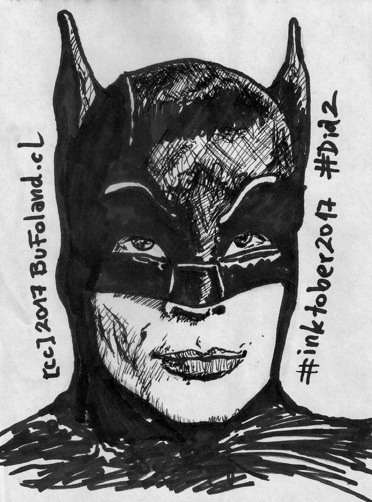 Batman by Bufoland.deviantart.com on @DeviantArt