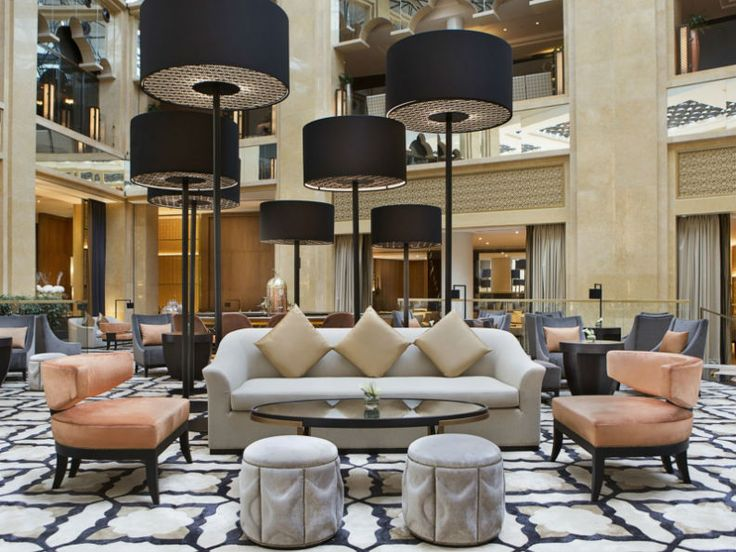 8 luxury hotel projects by interior architects city palace for Hotel luxury quan 6