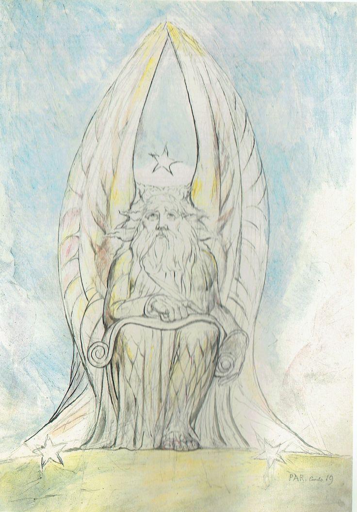 95-L'angelo che tiene il gran registro delle buone e delle cattive azioni