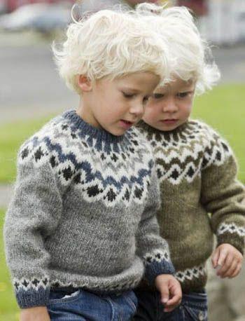Лопапейса - исландский свитер.. Обсуждение на LiveInternet - Российский Сервис Онлайн-Дневников