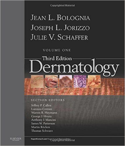11 best med books images on pinterest books world and clarks dermatology 2 volume set 3e bolognia dermatology 3rd edition dermatology fandeluxe Gallery