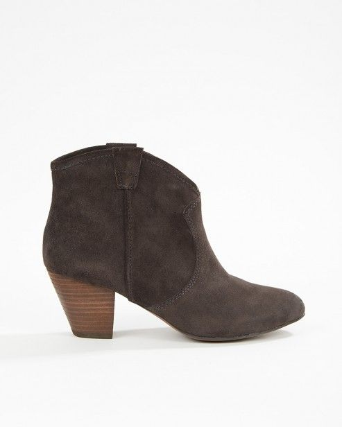 Brown Jalouse Boots #ARWishlist