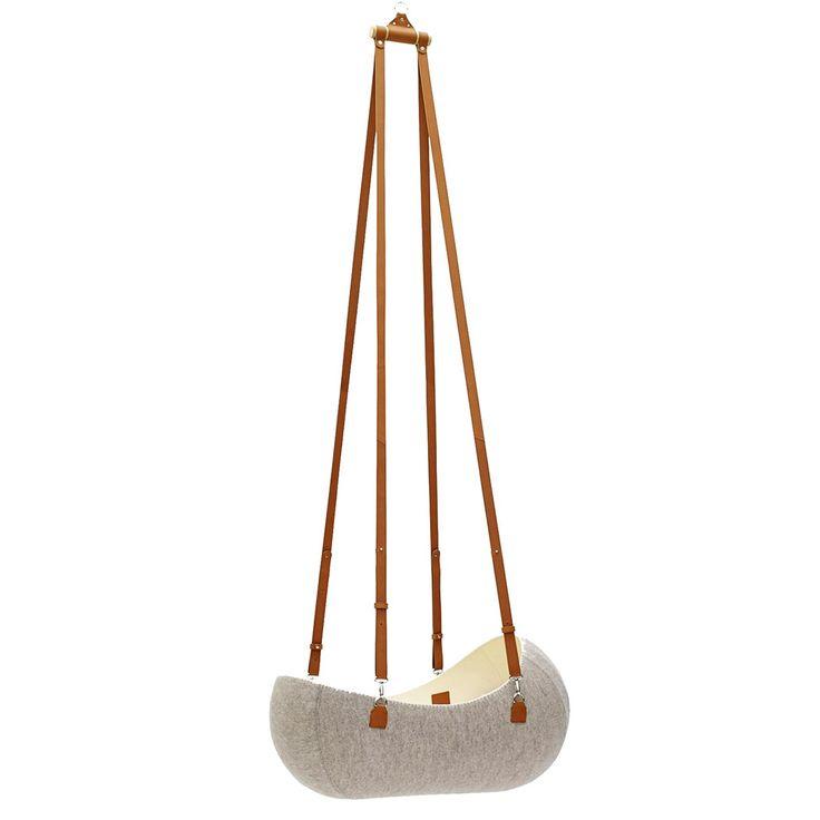 Подвесная колыбель для новорожденного http://goodroom.com.ua/mag/category/furniture/ #Design #Interior #Furniture