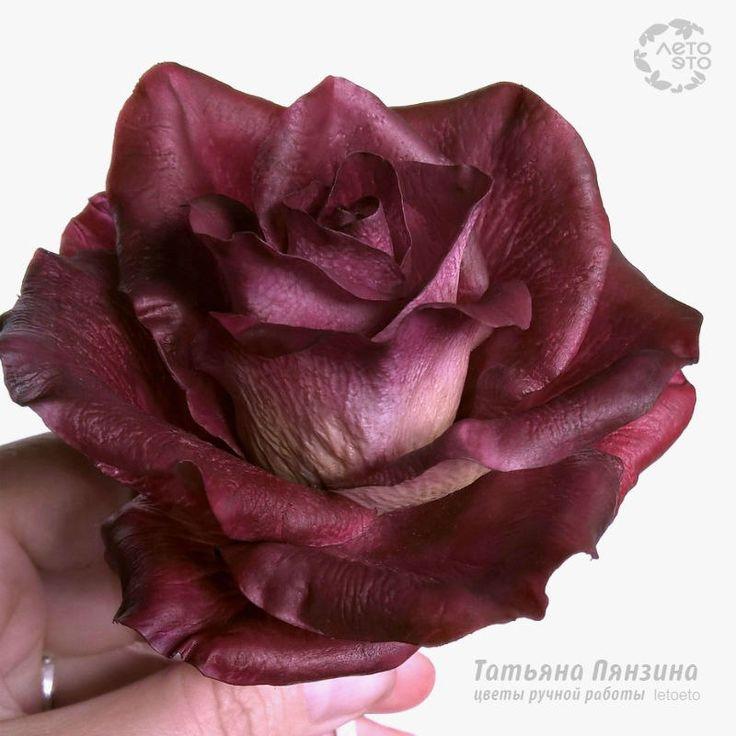 Пянзина Татьяна Цветы олеандра ручной работы. Выполнены из полимерной глины (холодный фарфор).