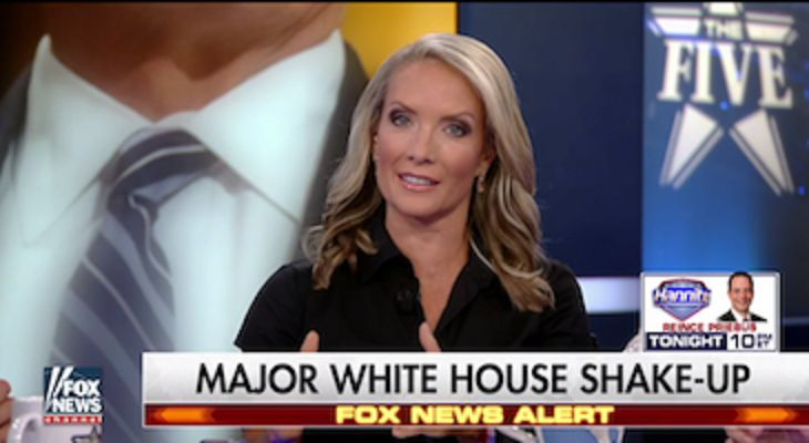 Fox News host Dana Perino predicted Friday night that Donald Trump will make Attorney General Jeff Sessions  the new Department of Homeland Security secretary in order to put in a  new attorney general who will fire Special Prosecutor Robert Mueller.