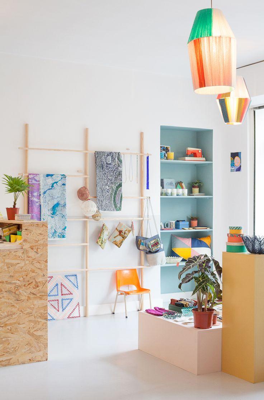 Boutique Klin d'oeil - Heju  Grande echelle rangement
