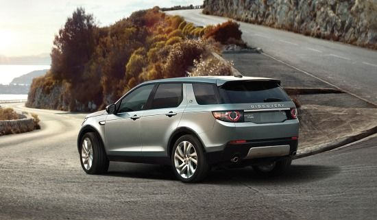 Land Rover Discovery Sport - Compact Crossover SUV | Land Rover USA New Discovery!! How do you like me now?????